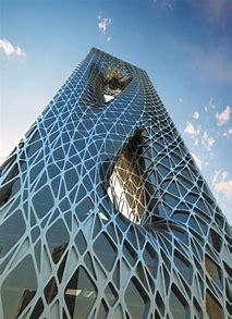 Sunrise Tower Zaha Hadid Architecture