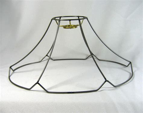 Uno Fitter L Shade Frame by L Shade Frame Bridge With Uno Or Pendant Fitting Scallop