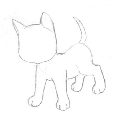 draw  kitten easily icreativeideascom