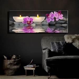 Canvas light up wall art ideal decorations