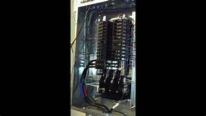 Three Phase Panel Board Wiring