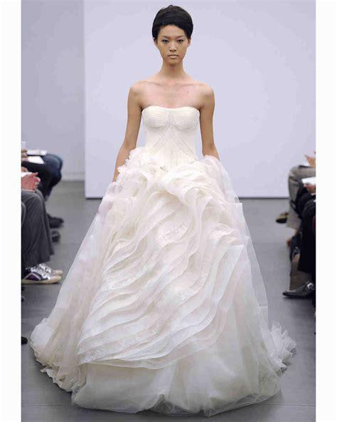 Vera Wang Fall 2013 Collection Martha Stewart Weddings