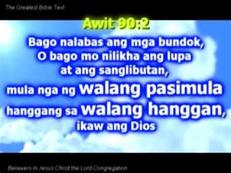 verse evangelism greatest bible text tagalog
