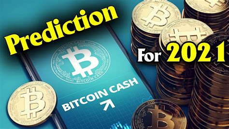 Bitcoin forecast in may 2021. Bitcoin Cash Price Prediction For 2021   Finance 24H - YouTube