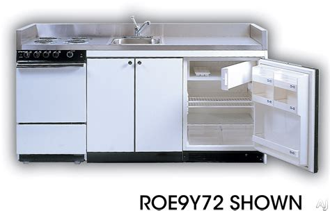 crosley furniture kitchen cart acme rog10y72 compact kitchen with stainless steel