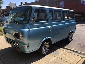 New Engine 1966 Ford E Series Van Vintage For Sale