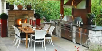 barbecue cuisine pavillon bbq viking hotte de cuisine extérieure foyer