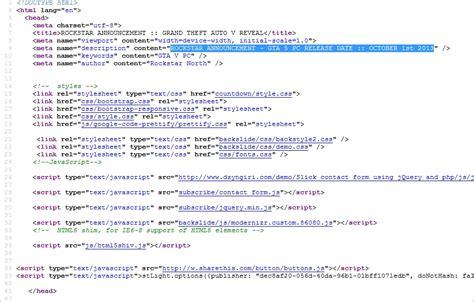 Gta 5 Pc Release Date Website Is Fake