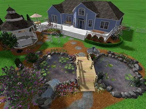 Free Backyard Design - free landscape design software 8 outstanding choices