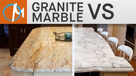 Vs Granite by Granite Vs Marble Countertops Marble Tv Channel