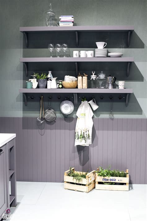 Cool Kitchen Ideas For Small Kitchens - practical and trendy 40 open shelving ideas for the modern kitchen