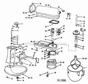 Kitchenaid Artisan Mixer Parts List  Kitchenaid Mixer
