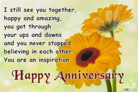 Anniversary Quotes For Parents In Telugu