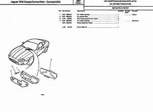 2005 Jaguar S Type Fuse Box Diagram