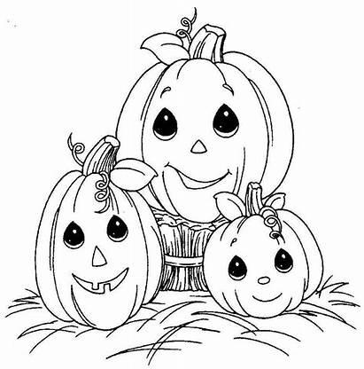 Halloween Coloring Pumpkins Pages Colorings Pumpkin Sheets