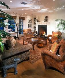 Safari Themed Living Room african inspired interior design ideas