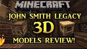John 2 0 Minecraft : minecraft john smith legacy 3d models addon review 1 8 6 youtube ~ Medecine-chirurgie-esthetiques.com Avis de Voitures