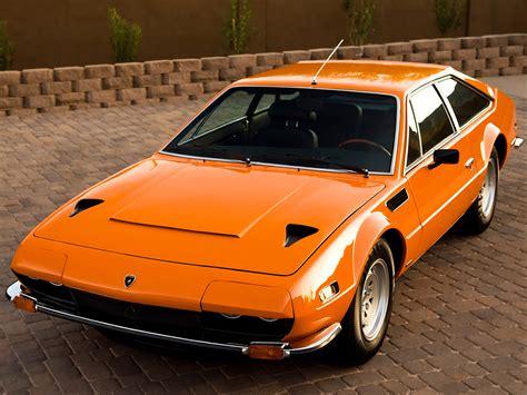 Lamborghini Jarama 400 GTS - Information and photos ...