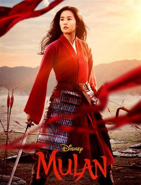 Disney's Mulan Delayed due to COVID-19. The Live-Action ...