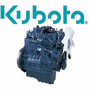 Kubota Diesel Engine Service Repair Manual D905 D1005