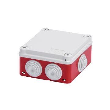 Cassette Di Derivazione by Serie 44 Ce Cassette Di Derivazione Stagne Da Parete In