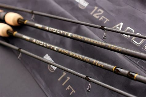 drennan acolyte carp waggler rods 11ft or 12ft
