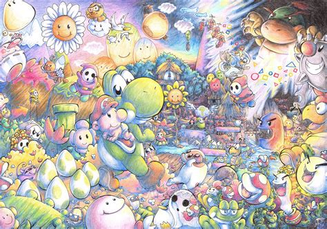 Our Super Nintendo Art Contest Winner Is A Lovely Tribute