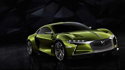 DS Automobiles (Citroën) Announces DS E-TENSE Electric ...