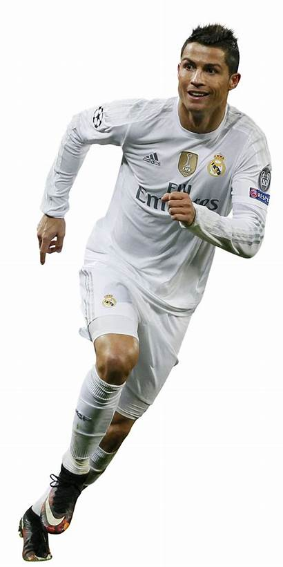 Ronaldo Cristiano Football Player Szwejzi Render Madrid