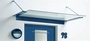 Vordach Haustür Glas : vordach versco ma2 aluminium vsg vordach f r haust ren glas vord cher f r ihre haust r oder ~ Orissabook.com Haus und Dekorationen