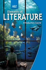 Holt Elements Of Literature Student Edition Grade 6 Introductory Course  9780030368745 Hmh