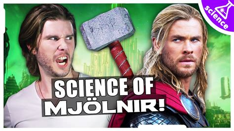 why can 39 t anyone lift thor 39 s hammer ask kyle becaus