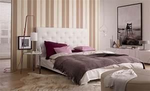 Schlafzimmer Tapeten Bilder : tapete im schlafzimmer farben tapeten ~ Sanjose-hotels-ca.com Haus und Dekorationen