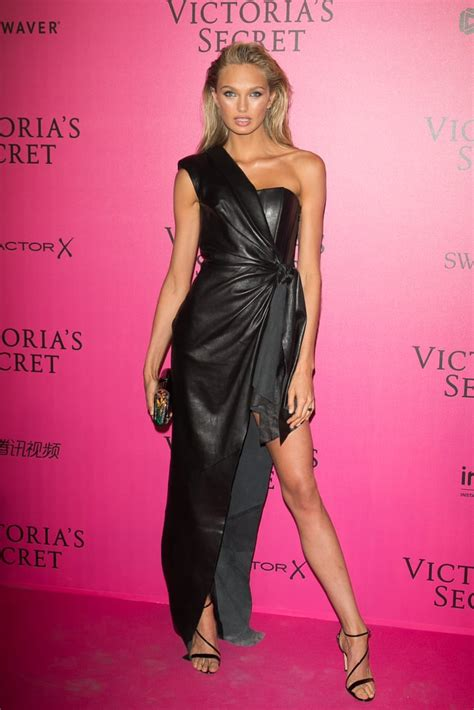Victoria's Secret Fashion Show Red Carpet 2016 | POPSUGAR ...