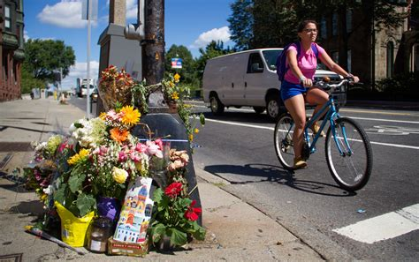 After Fatal Bike Crash, One Expert On How To Make Boston