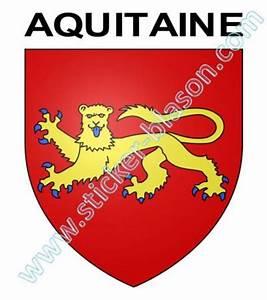 Plaque Immatriculation Anglaise : blason aquitaine autocollant pour plaque d 39 immatriculation automobile ~ Gottalentnigeria.com Avis de Voitures