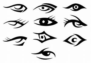 10 Eye Logos Vector (SVG, PNG Transparent) | OnlyGFX.com