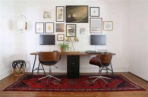 Schreibtisch Home Office by 36 Inspirational Home Office Workspaces That Feature 2