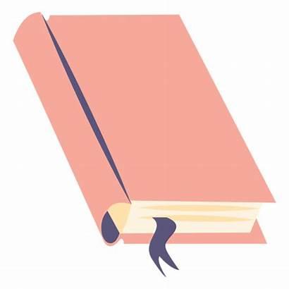 Libro Textbook Icon Texto Escolar Plano Flat