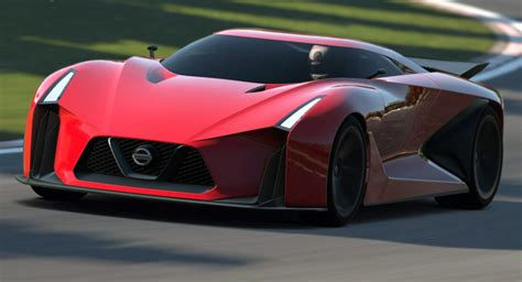 nissan concept  vision gran turismo revealed hints