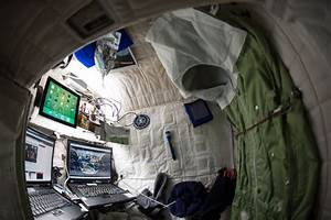 Scott Kelly's Living Quarters | NASA
