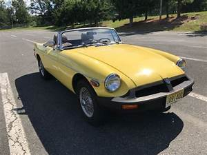 1980 Mgb Including Overdrive  U0026 New Tires On Wire Wheels