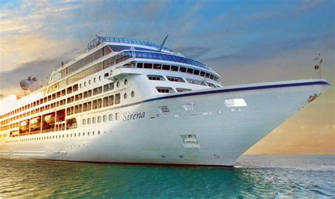 Small Boat New England Cruises by New Ship Sirena For Luxury Small Ship Line Oceania Cruises
