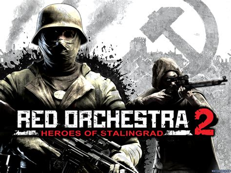 Red Orchestra 2 Wallpaper Red Orchestra 2 Heroes Of Stalingrad Wallpaper 1 Abcgames Sk