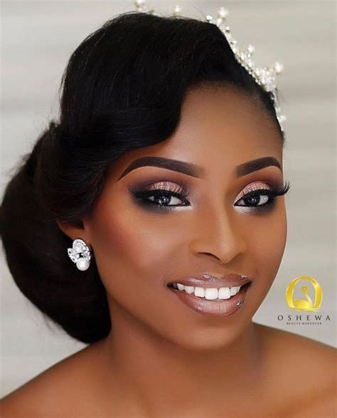 gorgeous wedding hairstyles  black women bridal