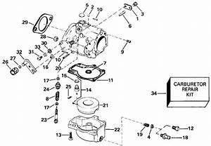 Evinrude Carburetor