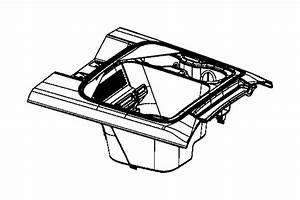 2013 Dodge Ram 1500 Bezel  Center Console  Trim   No