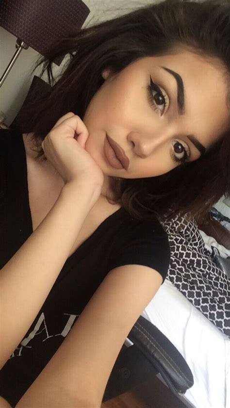 trend matte brown lipstick yay  nay celebrity