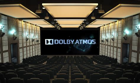 The Best Projector Screens For Home Theater by Dolby Atmos Cinema Surround In Your Living Room Soon