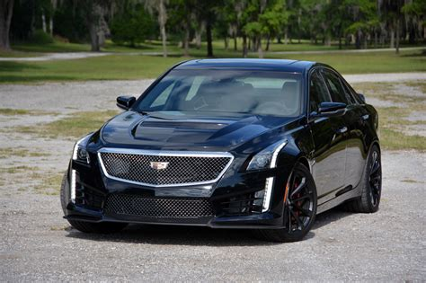 2016 Cadillac Cts V Review by 2016 Cadillac Cts V Test Drive Review Autonation Drive